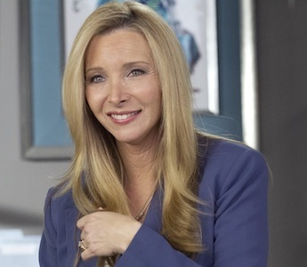 Lisa Kudrow in New Clip of Neighbors