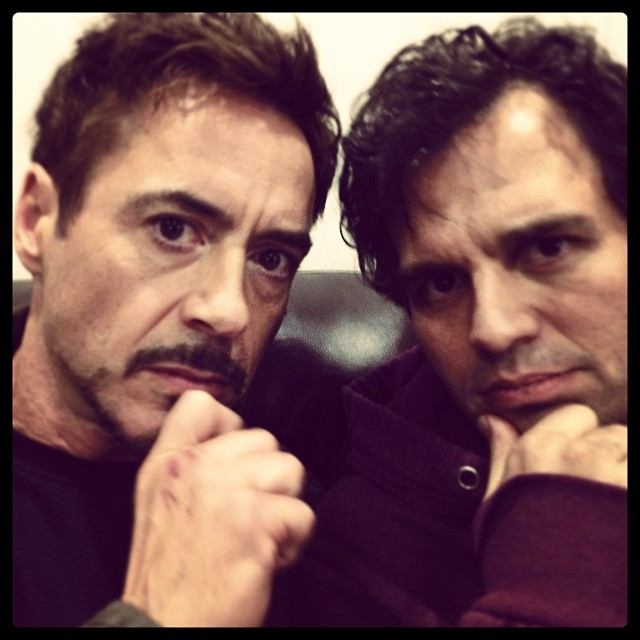 Avengers: Age of Ultron Update by Mark Ruffalo