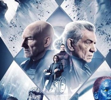 X-Men: Days of Future Past International Poster