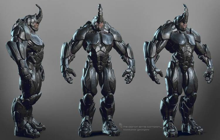 The Amazing Spider Man 2 Concept Art