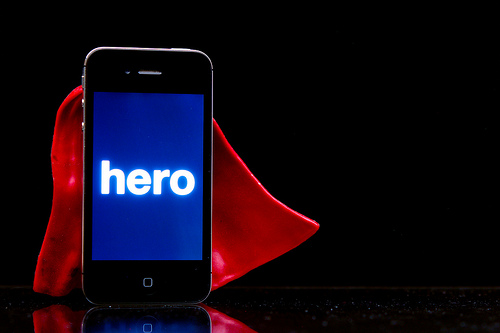 4 Mobile Phones with Superpowers